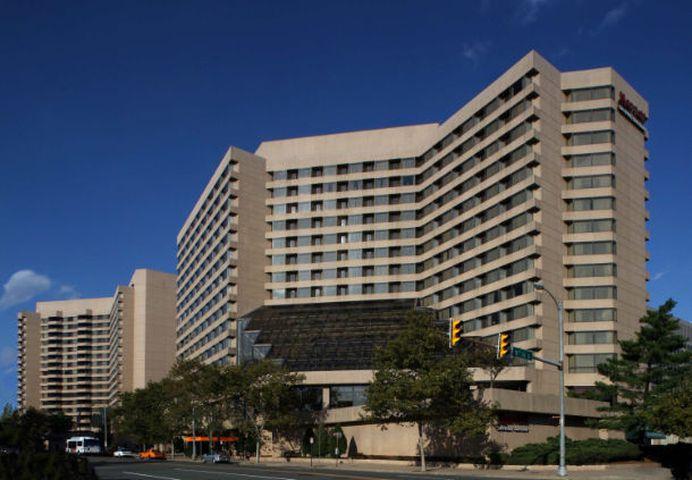 hotel and venue